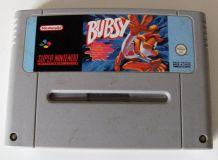 Cartouche super nintendo BUBSY loose 1992