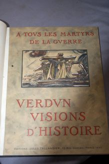 verdun visions d histoire POIRIER militaria