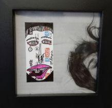 Portrait Ticket  #4