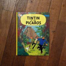 Tintin Et Les Picaros - Tome 23 - Herge - 1976 - Casterman