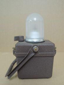 Lampe lanterne SNCF Wonder Tifon