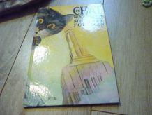 Livre   Un chat bien tranquille