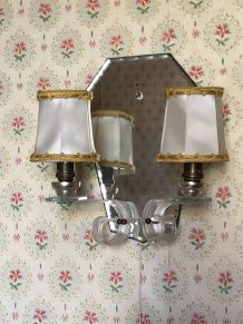 Jolies appliques miroir