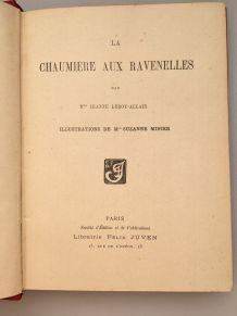 La chaumière aux Ravenelles Jeanne Leroy-Allain - cc 1890