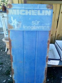 ANCIENNE PLAQUE Michelin