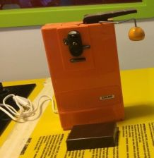 Ouvre boite électrique années 70  vintage