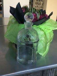 Flacon parfum guerlain ancien
