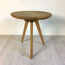 Table d'appoint Tripod
