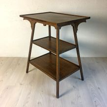 Table d'appoint vintage 50's