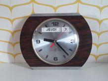 Horloge Murale JAZ electronic . 1975.