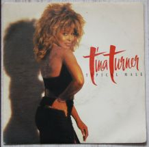 """Vinyl 45t TINA TURNER """"Typical male"""""""