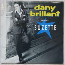 "Vinyl 45t DANY BRILLANT ""Suzette"""