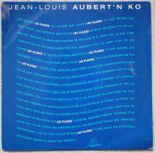 """Vinyl 45t JEAN-LOUIS AUBERT N'KO """"Les plages"""""""