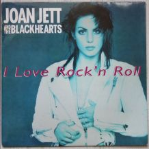 """Vinyl 45t JOAN JETT """"I love rock'n'roll"""""""