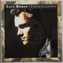 """Vinyl 45t AXEL BAUER """"Eteins la lumière"""""""