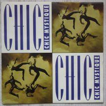 """Vinyl 45t CHIC """"Chic mystique"""""""