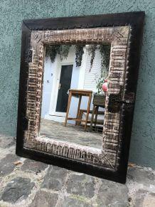 Miroir ethnique Cote d'Ivoire