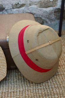 Casque colonial Anglais modèle Polo Inde