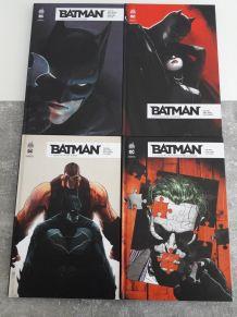 Batman Rebirth Tome 1 à 4