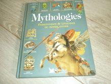 Livre  Mythologies
