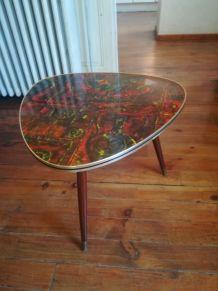 petite table basse vintage