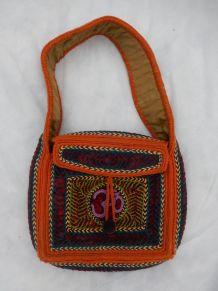 Baba bag, sac tissé artisanal (Inde)