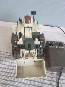 robot japonais téléguidé années 80