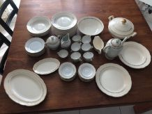 Service porcelaine Villeroy et Boch n° 7201
