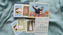 Jeu de cartes l'encanteur (3 à 4 joueurs +8ans)