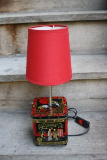 """LAMPE A POSER RECUP' """"TWINING & CO"""""""