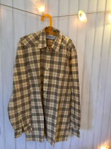 Chemise Burberrys taille 40