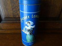 Boîte ancienne Chicorée Leroux