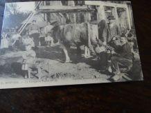 Carte postale  En Morvan