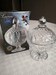 Bonbonnière Cristal D'arques Longchamp