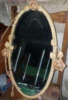 Ancien miroir 1930