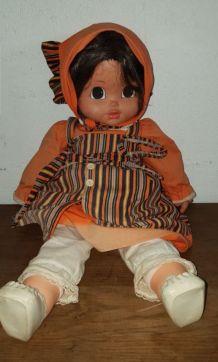 Grosse poupée chiffon bella