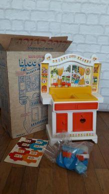 Cuisinière  jouet vintage Berchet
