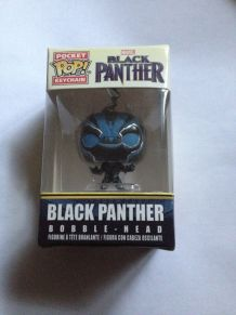 Funko Pocket Pop Keychain : Marvel - Black Panther