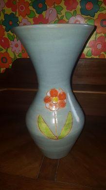 Magnifique vase ceramique