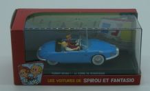 Voiture collection Atlas Turbot-Rhino, Spirou et Fantasio