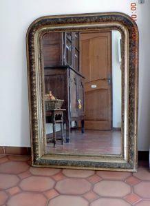 Ancien Miroir Napoléon III