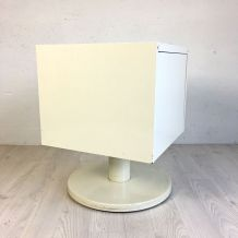 Table d'appoint vintage 80's