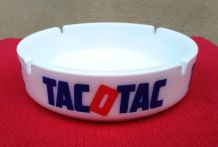 Cendrier publicitaire TAC O TAC