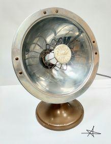"""Lampe vintage, lampe industrielle - """"La Parabole"""""""
