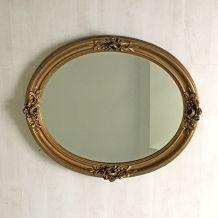Miroir médaillon