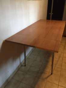 TABLE FORMICA A RALLONGES