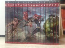 Collection incomplète vol 1 à 21 Marvel Comics