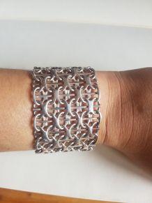 Bracelet ancien en argent