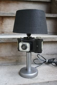 """LAMPE A POSER RECUP' """"PHOTO"""""""