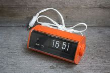 HORLOGE CHIFFRES BASCULANTS FLIP CLOCK VINTAGE
